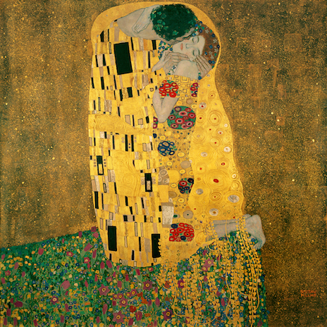 Klimt The Woman in Gold