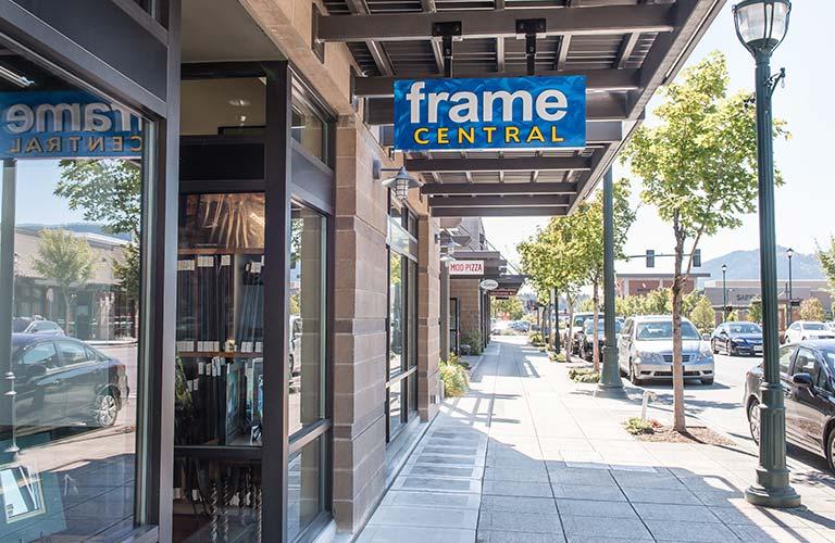 issaquah frame central - Downtown Framing Outlet