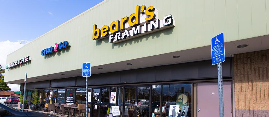 Northwest Framing   Beaverton Beard\'s Framing