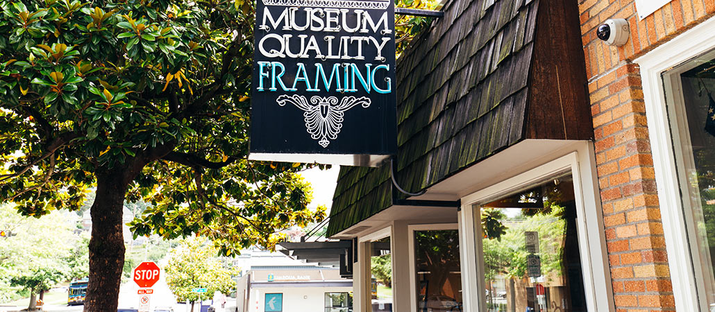 store hours - Museum Quality Framing