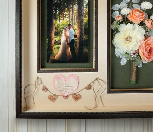 Framing for Weddings